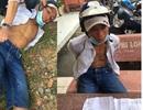 CSGT, hình sự, cơ động hợp lực bắt tên cướp nguy hiểm ở cửa ngõ Sài Gòn