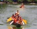 Hà Tĩnh: Nô nức lễ hội đua thuyền chào mừng ngày Quốc Khánh