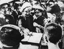 Thế hệ cử tri đầu tiên bồi hồi nhớ ngày bầu cử 70 năm trước