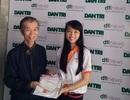 Cựu sinh viên FPT sẻ chia những đồng tiền lương đầu tiên đến học sinh vùng lũ