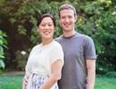 Ông chủ Facebook chuẩn bị làm cha sau 3 năm kết hôn