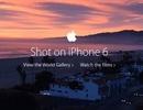 """""""Quả táo"""" giới thiệu giao diện hoàn toàn mới của trang chủ Apple.com"""