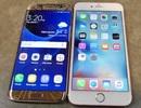 iPhone 6S Plus đọ độ bền với bộ đôi Galaxy S7 edge khi thả rơi tự do