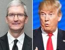 CEO Apple giải thích lý do bất ngờ chuyển sang ủng hộ Donald Trump