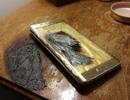 Thêm một chiếc smartphone của Samsung phát nổ