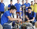 Ninh Bình: Sẵn sàng cho vòng chung kết Robocon Việt Nam 2016
