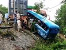 Hiện trường 4 ô tô tông nhau làm 1 người tử vong, 5 người thương nặng