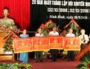 Hội Khuyến học Ninh Bình được tặng Cờ thi đua xuất sắc