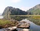 Cảnh sắc hoang sơ tuyệt đẹp ở đầm Vân Long