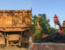 Trộm hơn 2 tấn dây cáp đồng của nhà máy Lọc hóa dầu Nghi Sơn