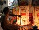 Làng nghề Mật Sơn rộn ràng mùa đèn Trung thu