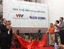 Thương hiệu VTVcab Nam Định chính thức ra mắt