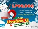 Quà giáng sinh ý nghĩa với bộ đôi LiveboxQ & Livemouse F2