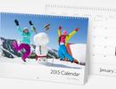 Tạo lịch năm mới với Apple iPhoto