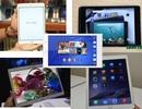 5 máy tính bảng có màn hình đẹp nhất năm 2014