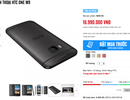 HTC One M9 sẽ lên kệ tại Việt Nam với giá tương đương Galaxy S6