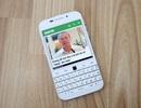 Blackberry Classic màu trắng bất ngờ xuất hiện tại Việt Nam
