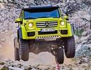 Mercedes G500 4x4² sắp đi vào sản xuất