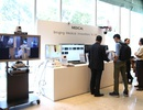 Sony trình diễn loạt giải pháp hình ảnh 4K tại Việt Nam