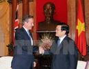 Anh sẽ duy trì hỗ trợ cho Việt Nam qua các tổ chức quốc tế
