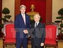 Ngoại trưởng Kerry: Hoa Kỳ coi trọng tăng cường quan hệ với Việt Nam