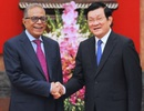 Việt Nam - Bangladesh nhất trí tăng cường hợp tác an ninh quốc phòng
