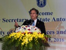 Thứ trưởng Ngoại giao Mỹ chỉ trích Trung Quốc bồi đắp đảo trái phép trên Biển Đông
