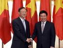 Ông Dương Khiết Trì tham dự phiên họp song phương Việt-Trung tại Hà Nội