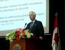 Canada hỗ trợ Việt Nam 11 triệu USD ứng phó biến đổi khí hậu