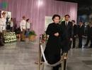 Chủ tịch Quốc hội Nguyễn Thị Kim Ngân viếng lãnh tụ Fidel Castro tại La Havana