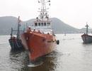 Tàu cứu nạn Việt Nam bị tàu Hải quân Trung Quốc đeo bám