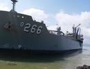 Tàu tiếp dầu Hải quân Úc thăm Đà Nẵng