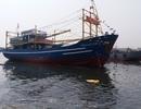 Hạ thủy tàu cá vỏ thép đầu tiên tại Đà Nẵng