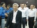 Nguyên Tổng Bí thư Lê Khả Phiêu bất ngờ tham gia đối thoại với thanh niên