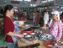 Đà Nẵng: Lấy mẫu xét nghiệm các lô hàng thủy hải sản ở kho đông lạnh