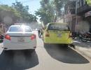 Tài xế taxi đột tử trong xe