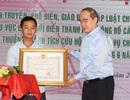 Tặng Huân chương Dũng cảm cho thuyền viên cứu người vụ lật tàu trên sông Hàn