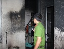 Vụ cháy nhà trong đêm: Nghi vấn người cha tự đốt