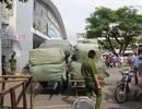 Tạm giữ 10 tấn hàng trên tàu hỏa nghi nhập lậu từ Trung Quốc