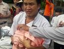 Bé gái sơ sinh bị bỏ rơi trong thùng rác ở Đà Nẵng