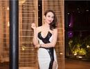 Hoa hậu Ngọc Diễm tự tin khoe vòng một gợi cảm