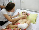 Hoa hậu Kỳ Duyên đến Quảng Ninh làm từ thiện