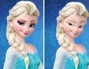 Sốc với nhan sắc của các nàng công chúa Disney khi chưa trang điểm