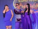 Bất chấp việc có bầu, Phi Thanh Vân vẫn tham gia gameshow