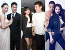 """Những cặp đôi """"phim giả tình thật"""" của showbiz Việt"""