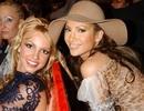 Britney Spears vượt mặt đàn chị Jennifer Lopez tại sân khấu Las Vegas