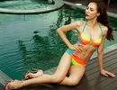 Lệ Quyên bất ngờ đại diện Việt Nam tham gia Miss Grand International 2015