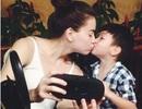 """Những khoảnh khắc ngọt """"đốn tim"""" của Hà Hồ và con trai cưng"""