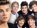 "One Direction sốc nặng khi bị Justin Bieber ""dằn mặt"""