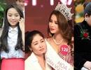 Những bà mẹ xinh đẹp của hoa hậu Việt